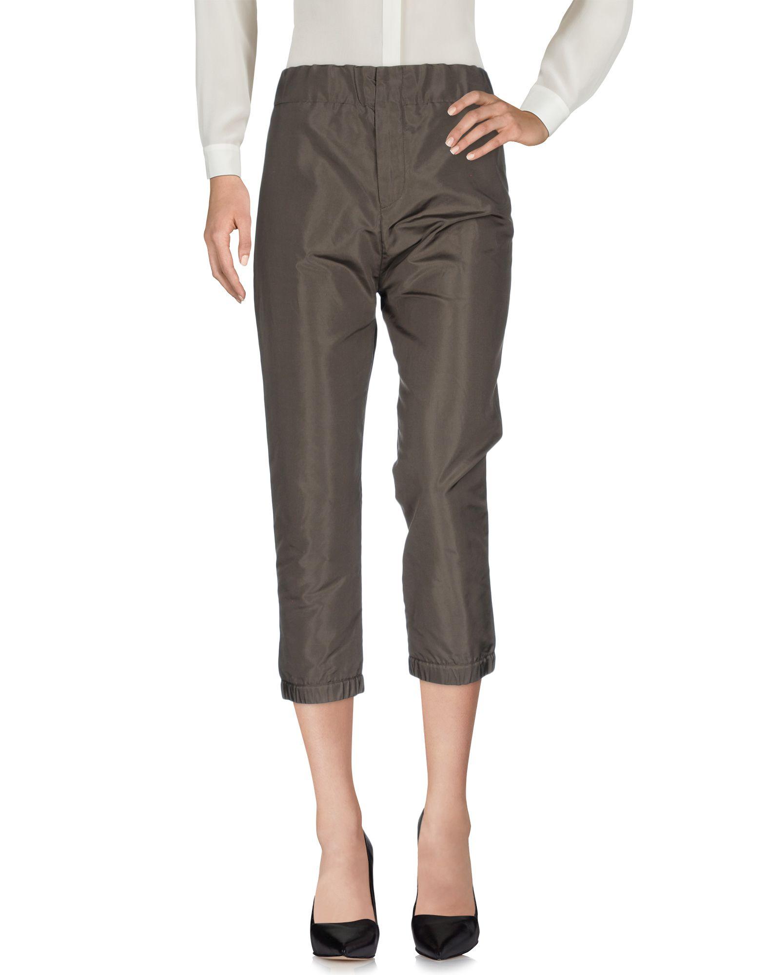 MARNI Damen Hose Farbe Grau Größe 4