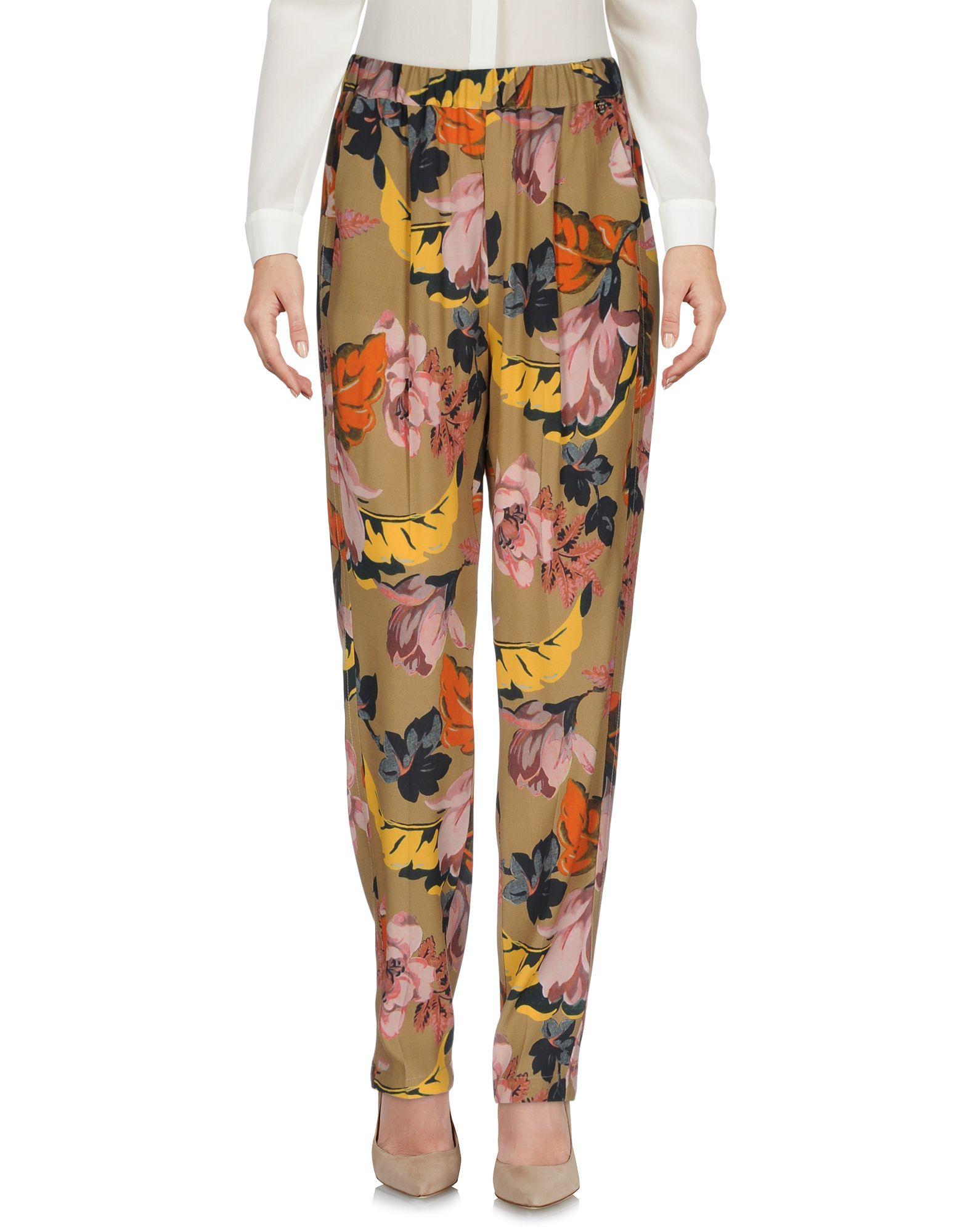 цены TWIN-SET Simona Barbieri Повседневные брюки