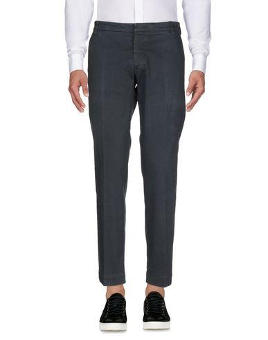 Фото 2 - Повседневные брюки от ENTRE AMIS черного цвета