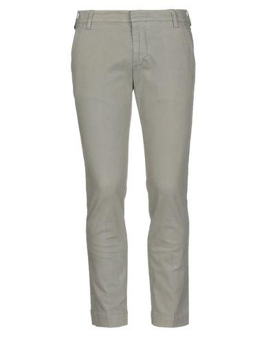 Фото - Повседневные брюки от ENTRE AMIS светло-серого цвета