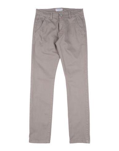 Купить Повседневные брюки от PAOLO PECORA цвет голубиный серый