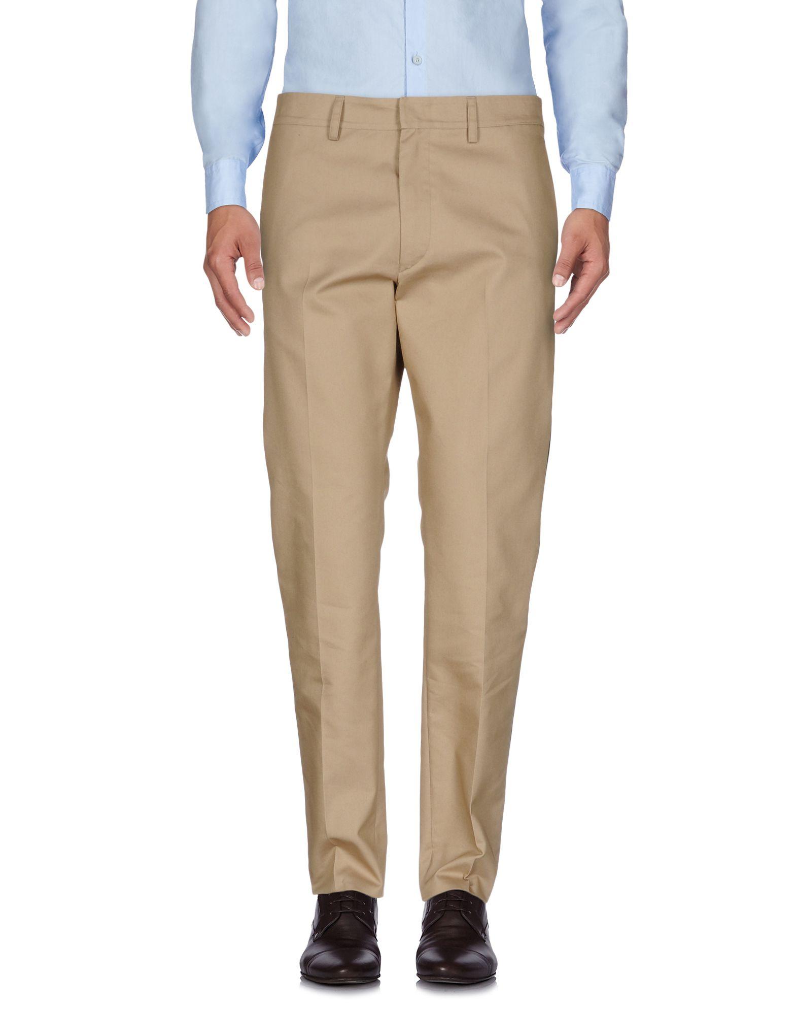 Фото VALENTINO Повседневные брюки. Купить с доставкой