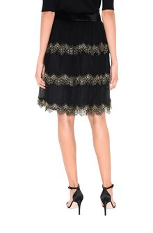 ALBERTA FERRETTI QUEEN SKIRT SKIRT Woman d