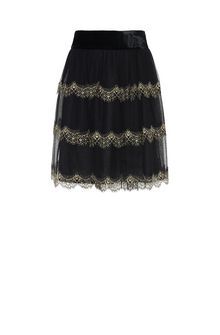 ALBERTA FERRETTI QUEEN SKIRT SKIRT Woman e