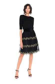 ALBERTA FERRETTI QUEEN SKIRT SKIRT Woman f