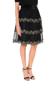 ALBERTA FERRETTI QUEEN SKIRT GONNA D r