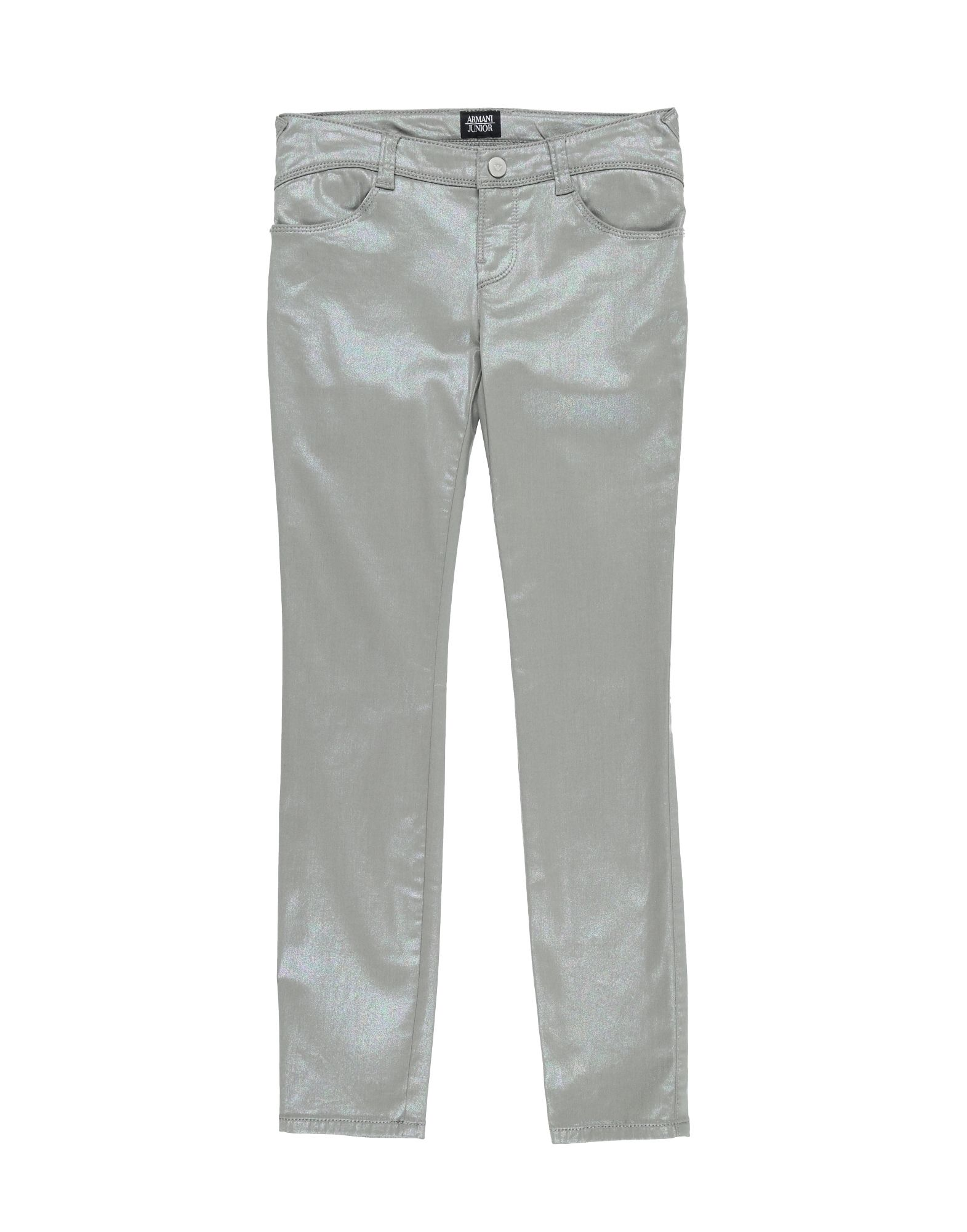 ARMANI JUNIOR Casual Pants in Grey