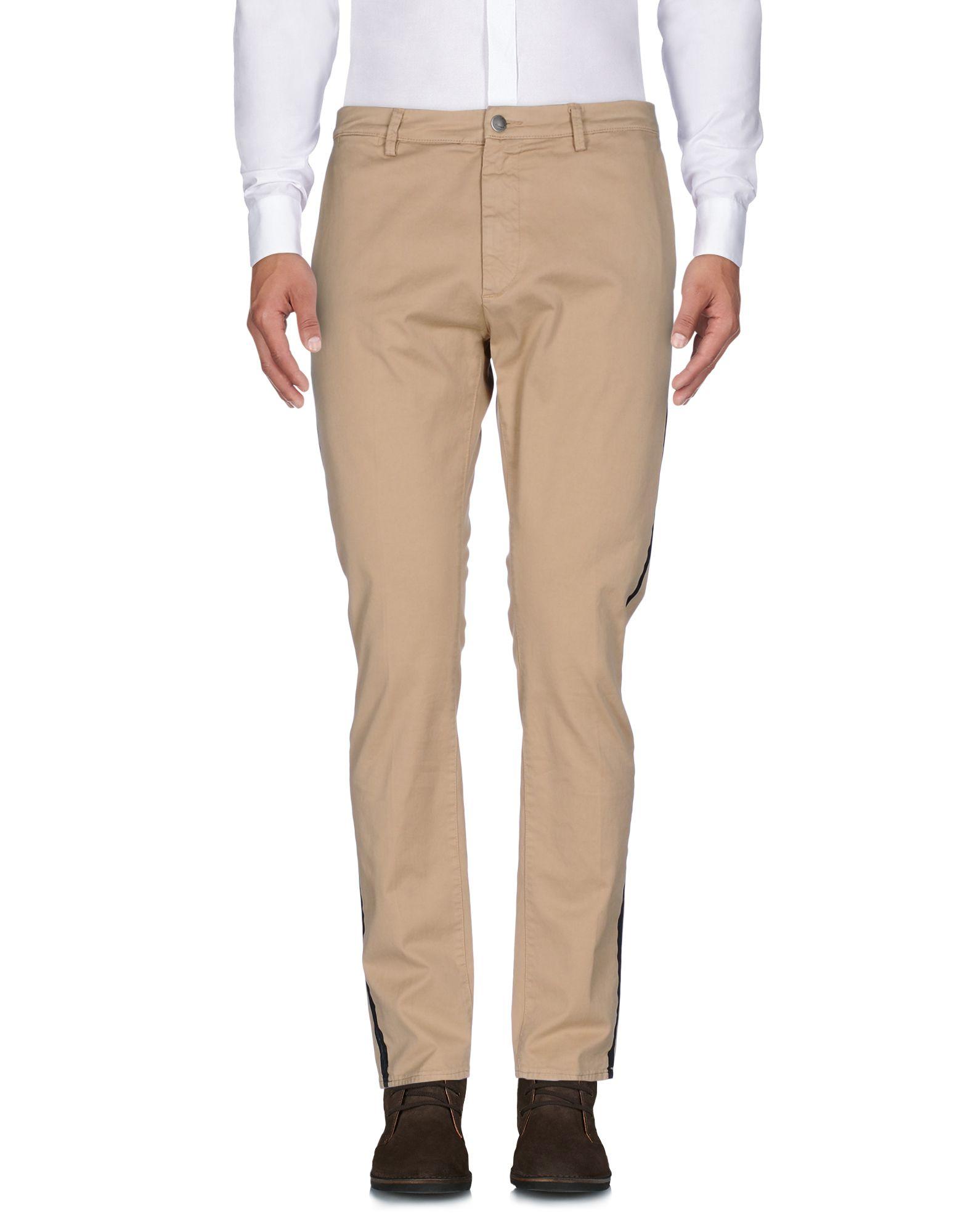 (+) PEOPLE Повседневные брюки noble people шапка rnb широкие полоски для мальчика 19515 1238 оранжевый noble people