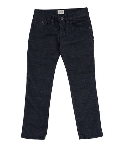Фото - Повседневные брюки темно-синего цвета
