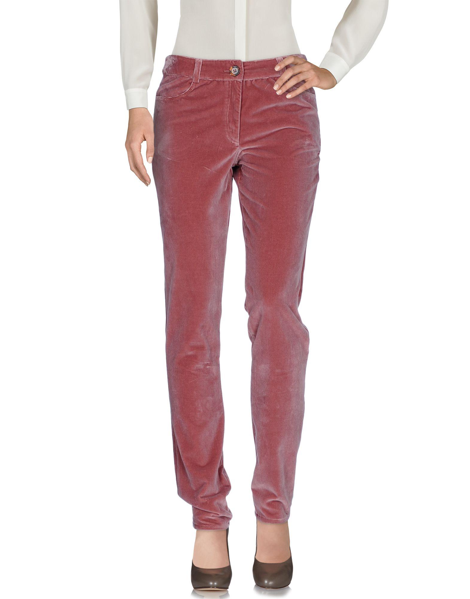 цена MICHEL KLEIN Повседневные брюки онлайн в 2017 году