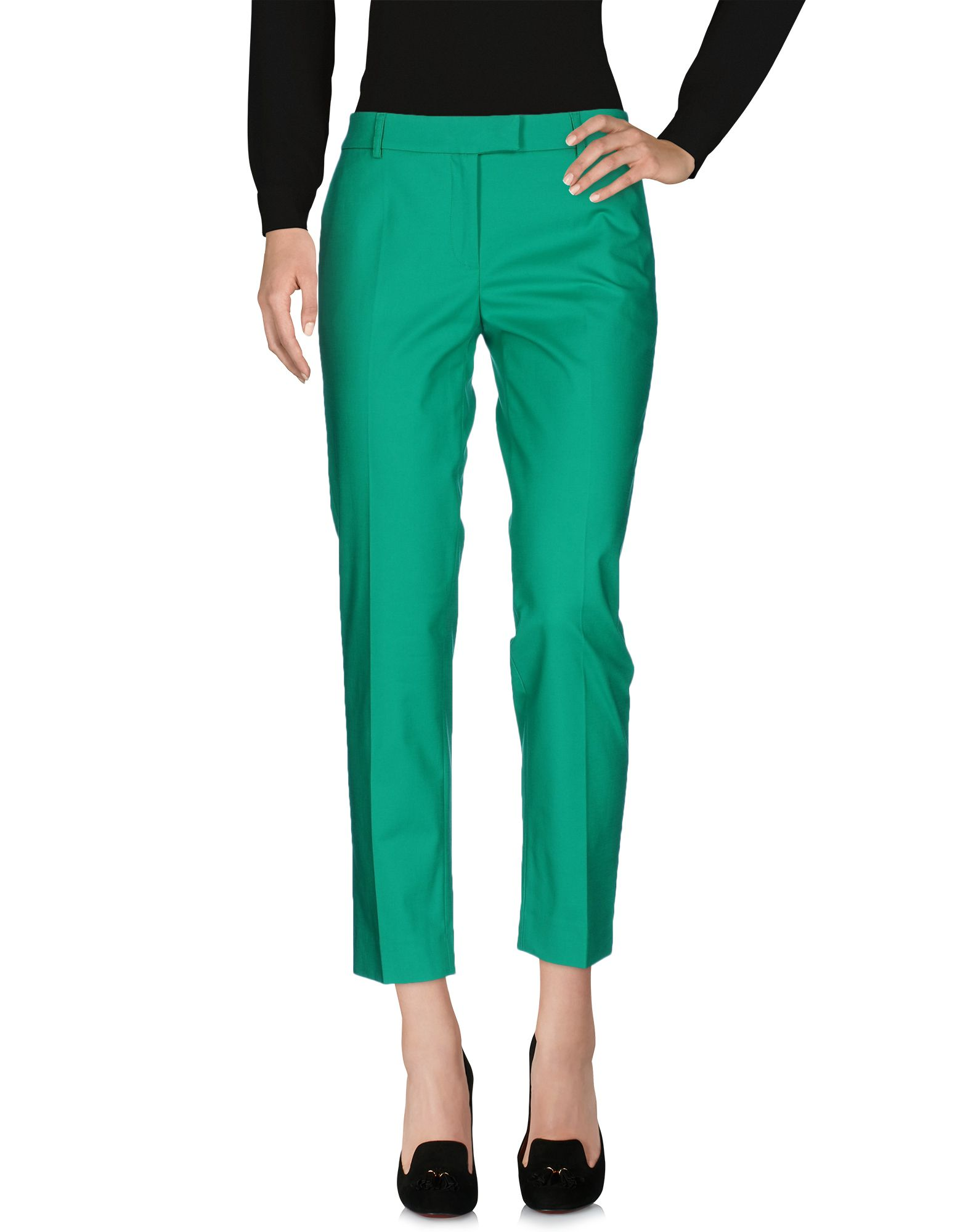 MOSCHINO CHEAP AND CHIC Повседневные брюки брюки moschino cheap