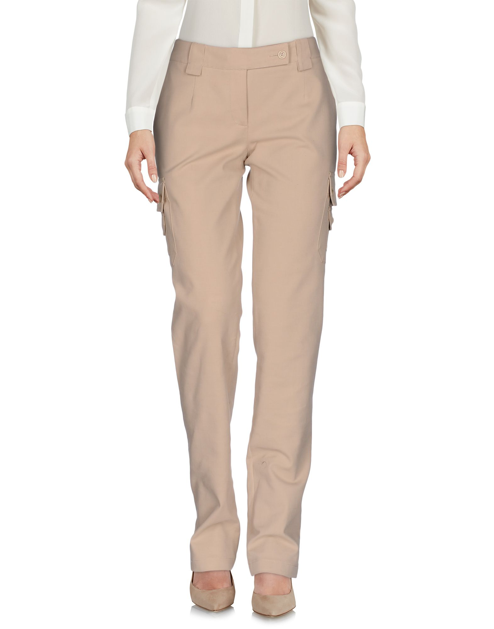 FLAVIO CASTELLANI Повседневные брюки