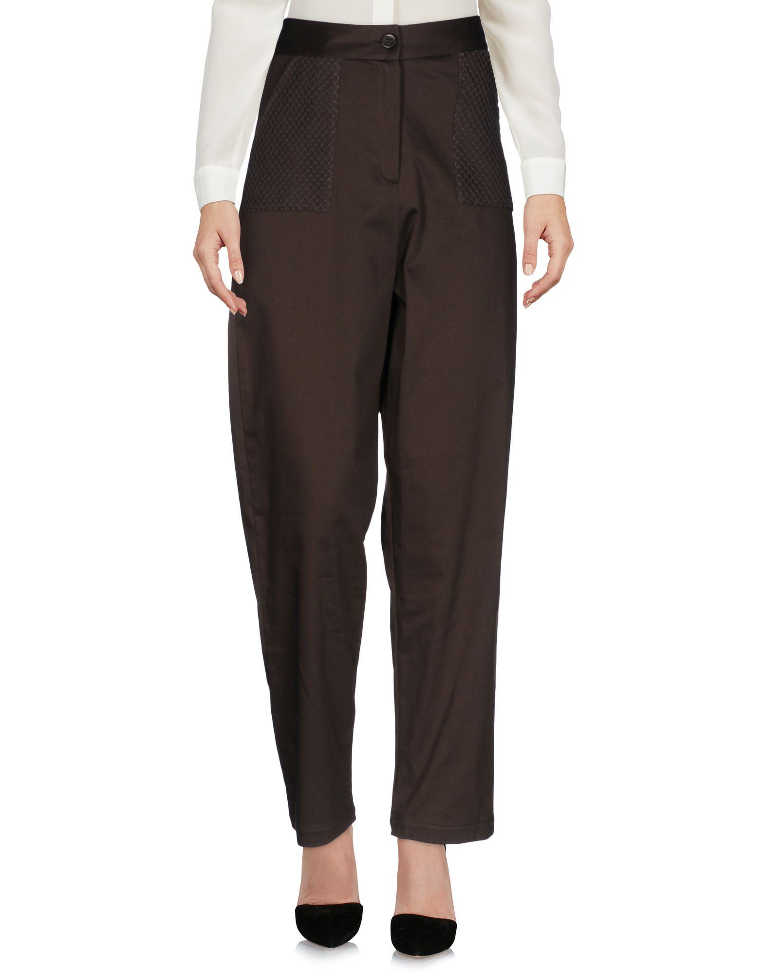 MEAM BY RICARDO PRETO Повседневные брюки недорго, оригинальная цена