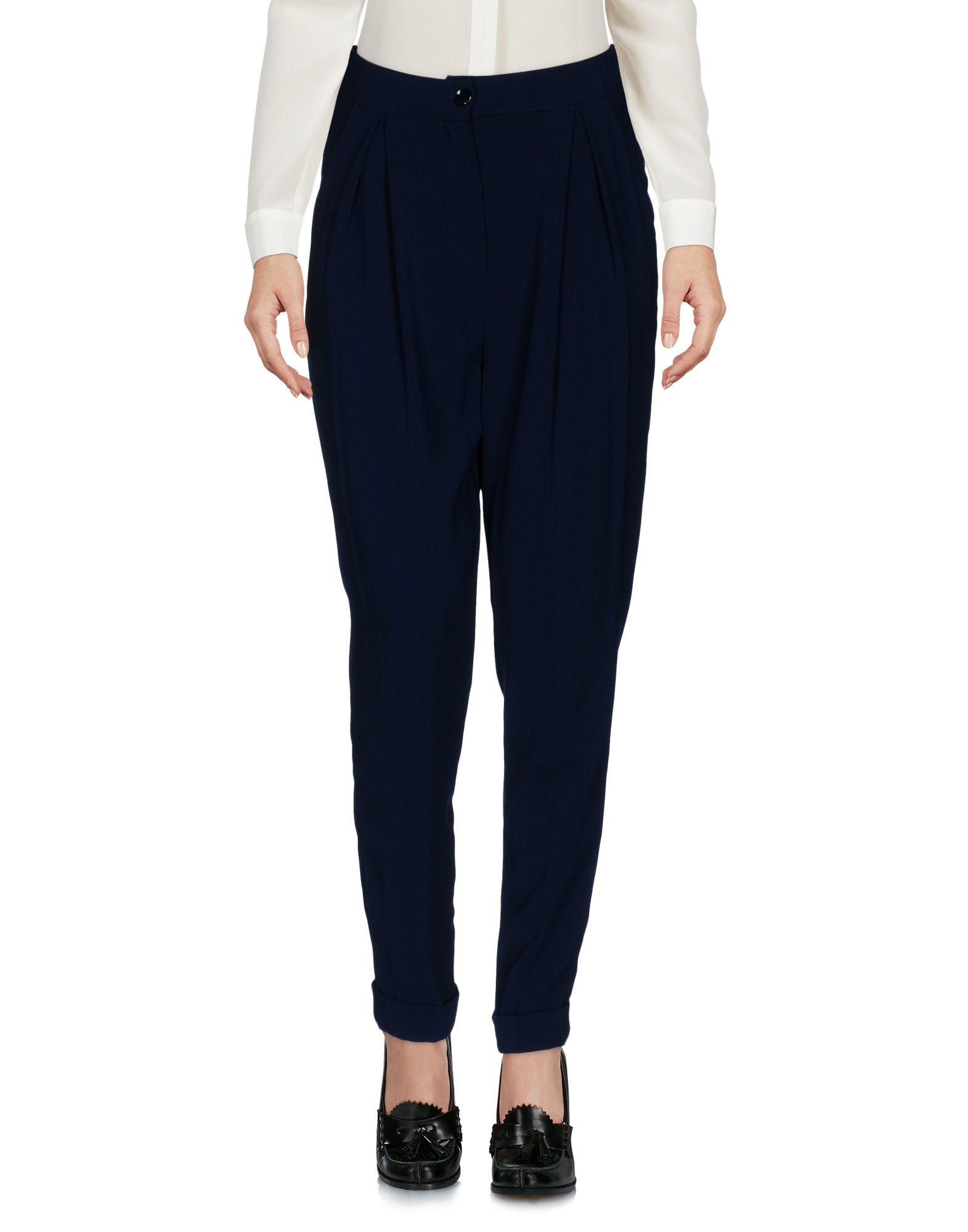 MISS MISS by VALENTINA Повседневные брюки цены онлайн