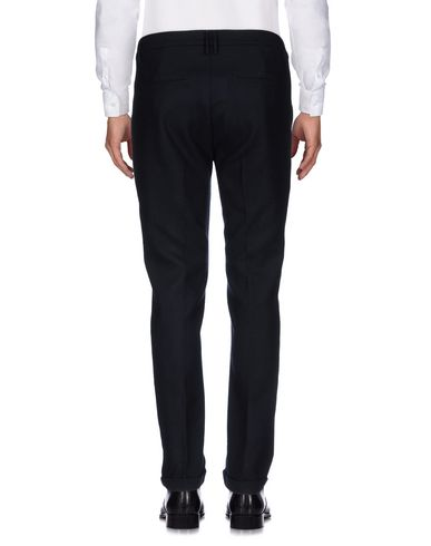 Фото 2 - Повседневные брюки от OPIFICI CASENTINESI® темно-синего цвета