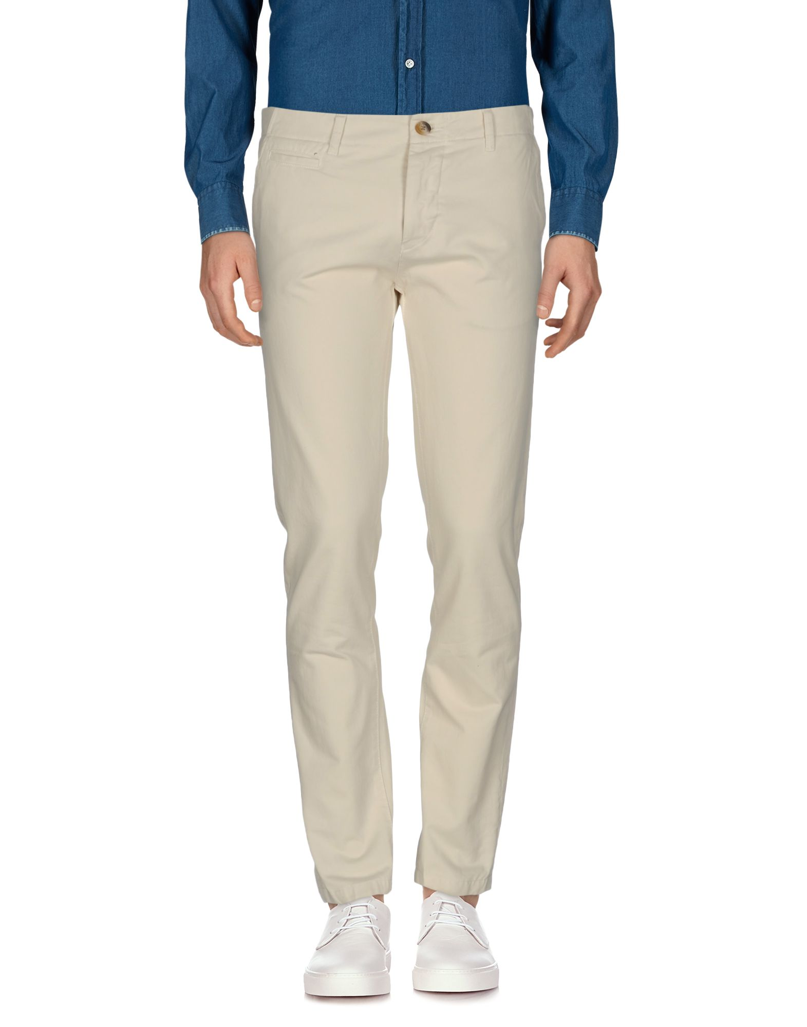 CUISSE DE GRENOUILLE Casual Pants in Ivory