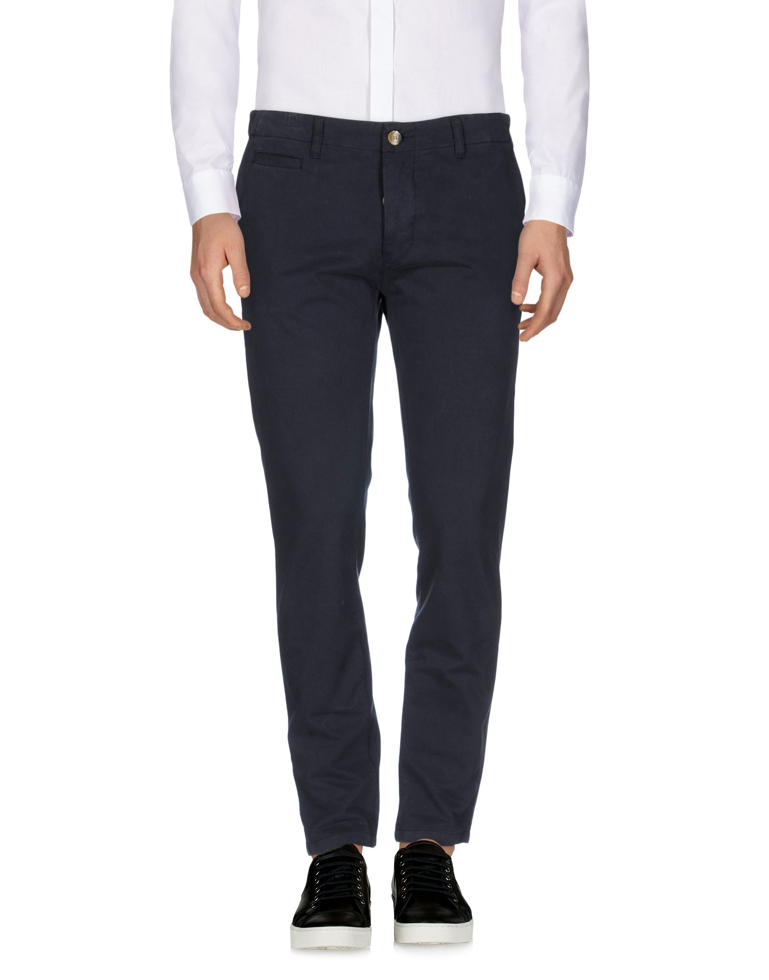 CUISSE DE GRENOUILLE Casual Pants in Dark Blue