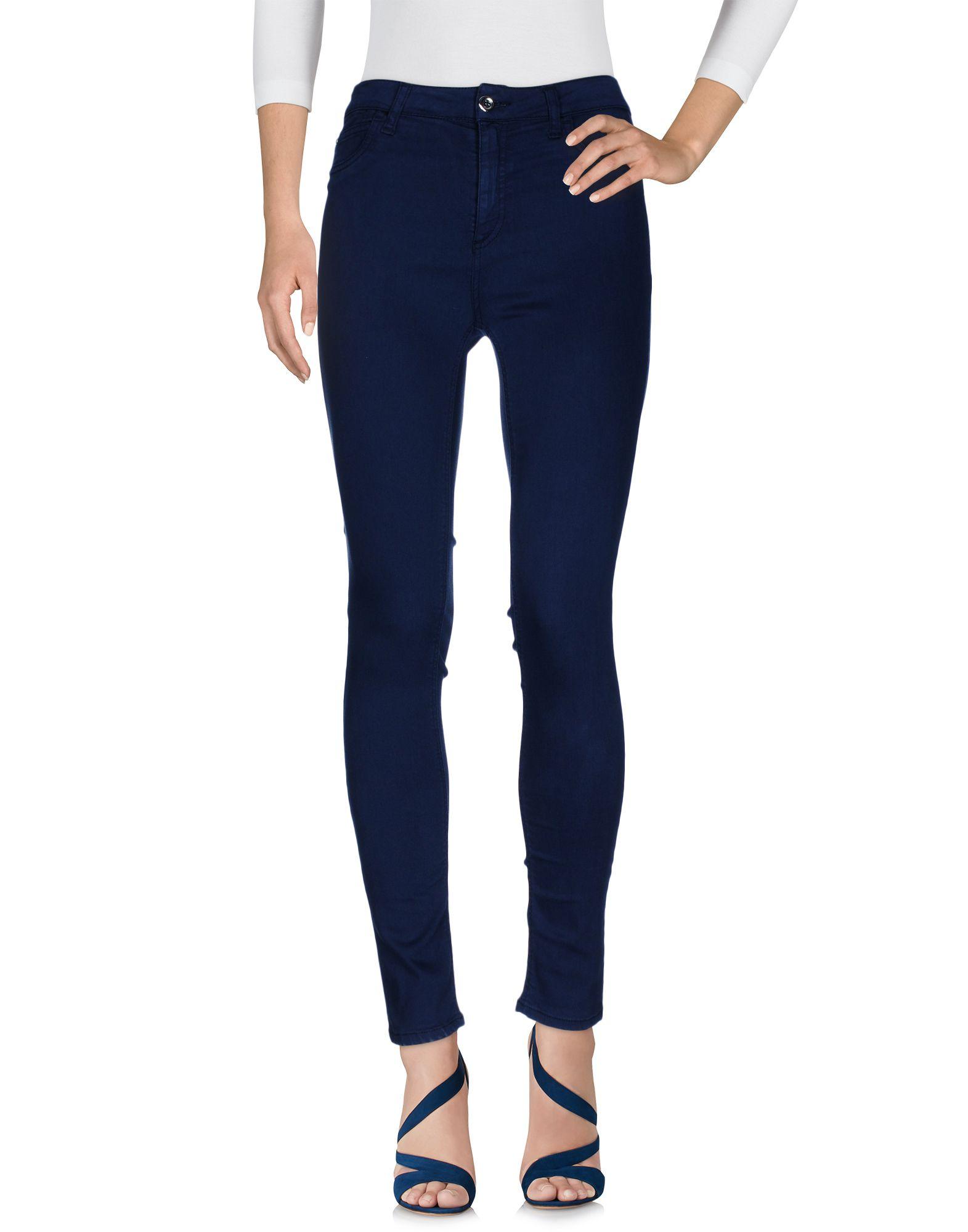 MET & FRIENDS Джинсовые брюки цена 2017