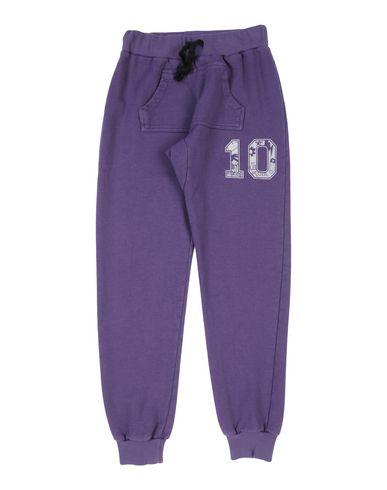Фото - Повседневные брюки темно-фиолетового цвета