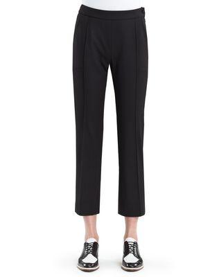 LANVIN STRETCH GABARDINE PANTS Pants D a