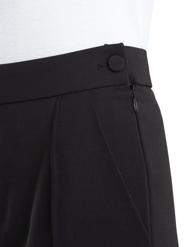 LANVIN STRETCH GABARDINE PANTS Pants D b