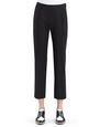 LANVIN Trousers Woman STRETCH GABARDINE TROUSERS f