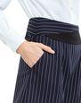 LANVIN 裤装 女士 细条纹华达呢短裤 f