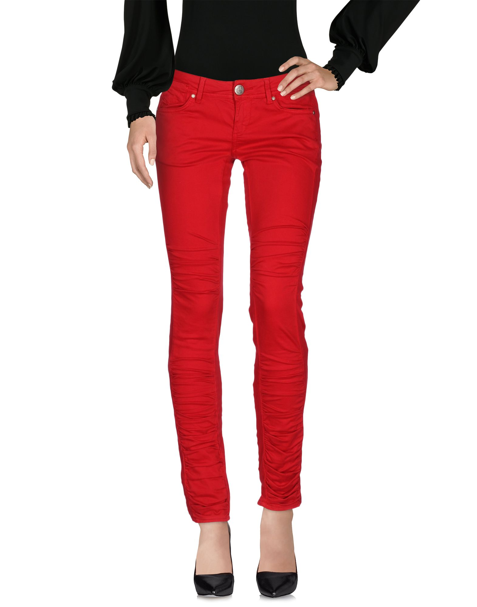 AMY GEE Повседневные брюки брюки amy vermont klingel цвет зеленый