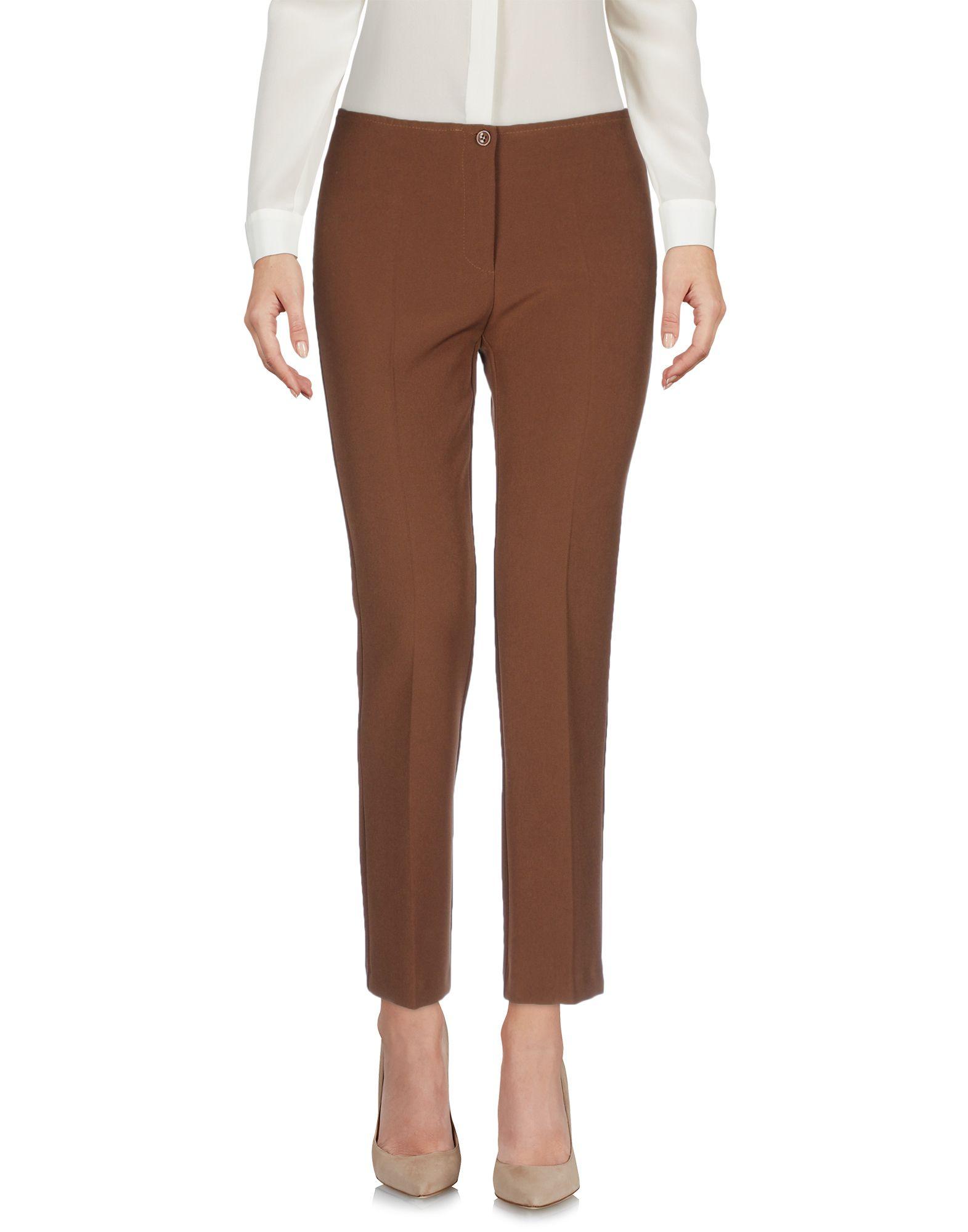 MARCELLO SANGIORGI Повседневные брюки недорго, оригинальная цена