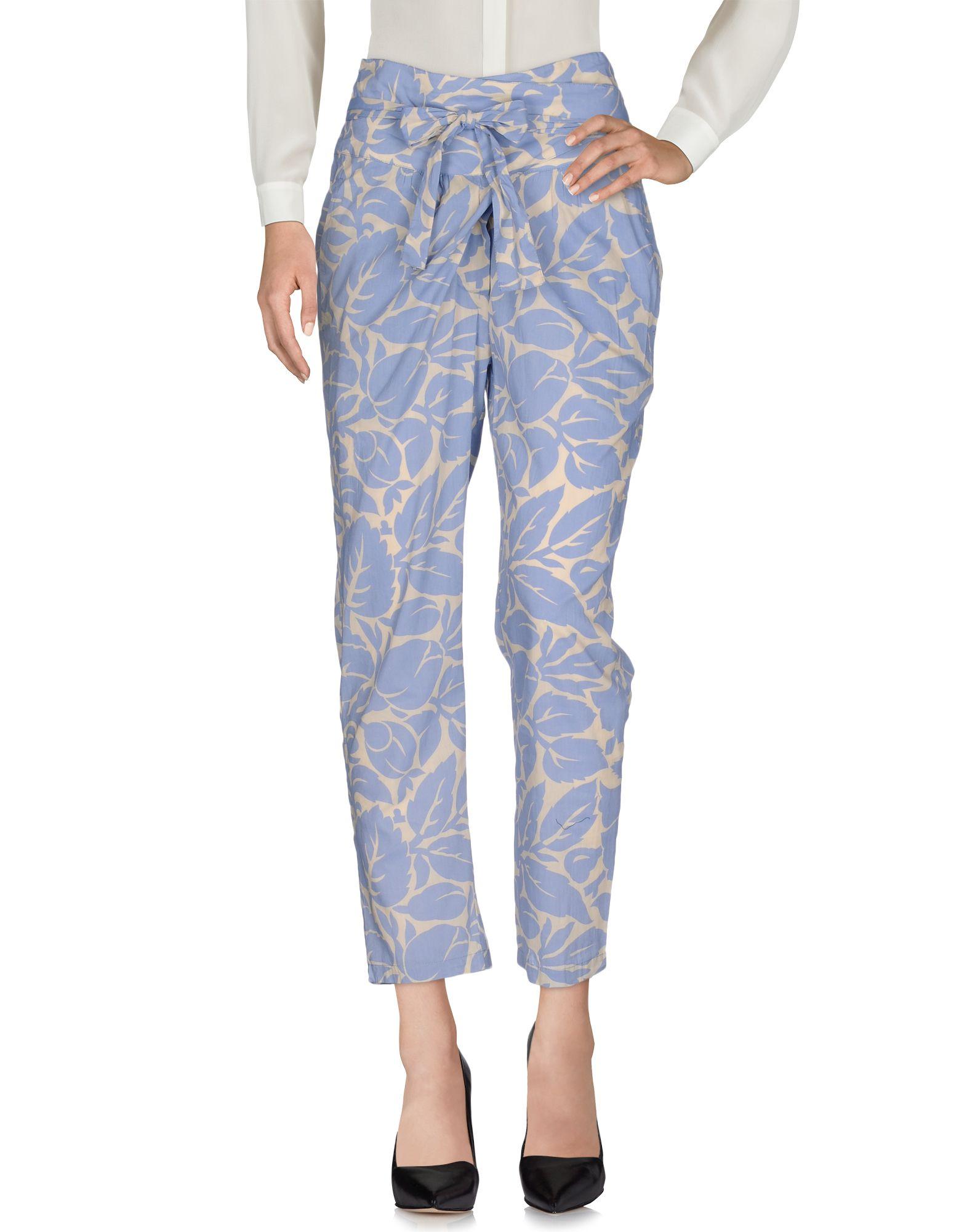 MIGUEL PALACIO for HOSS INTROPIA Повседневные брюки цена 2017