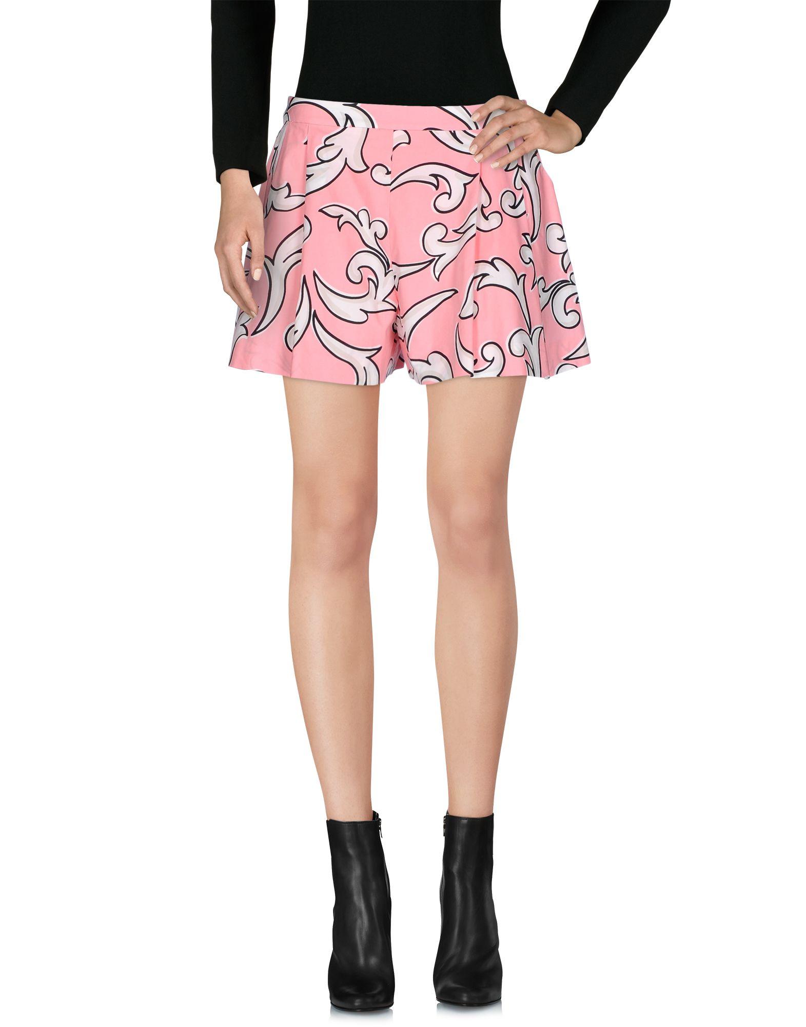 BOUTIQUE MOSCHINO Мини-юбка moschino юбка брюки от moschino 99376