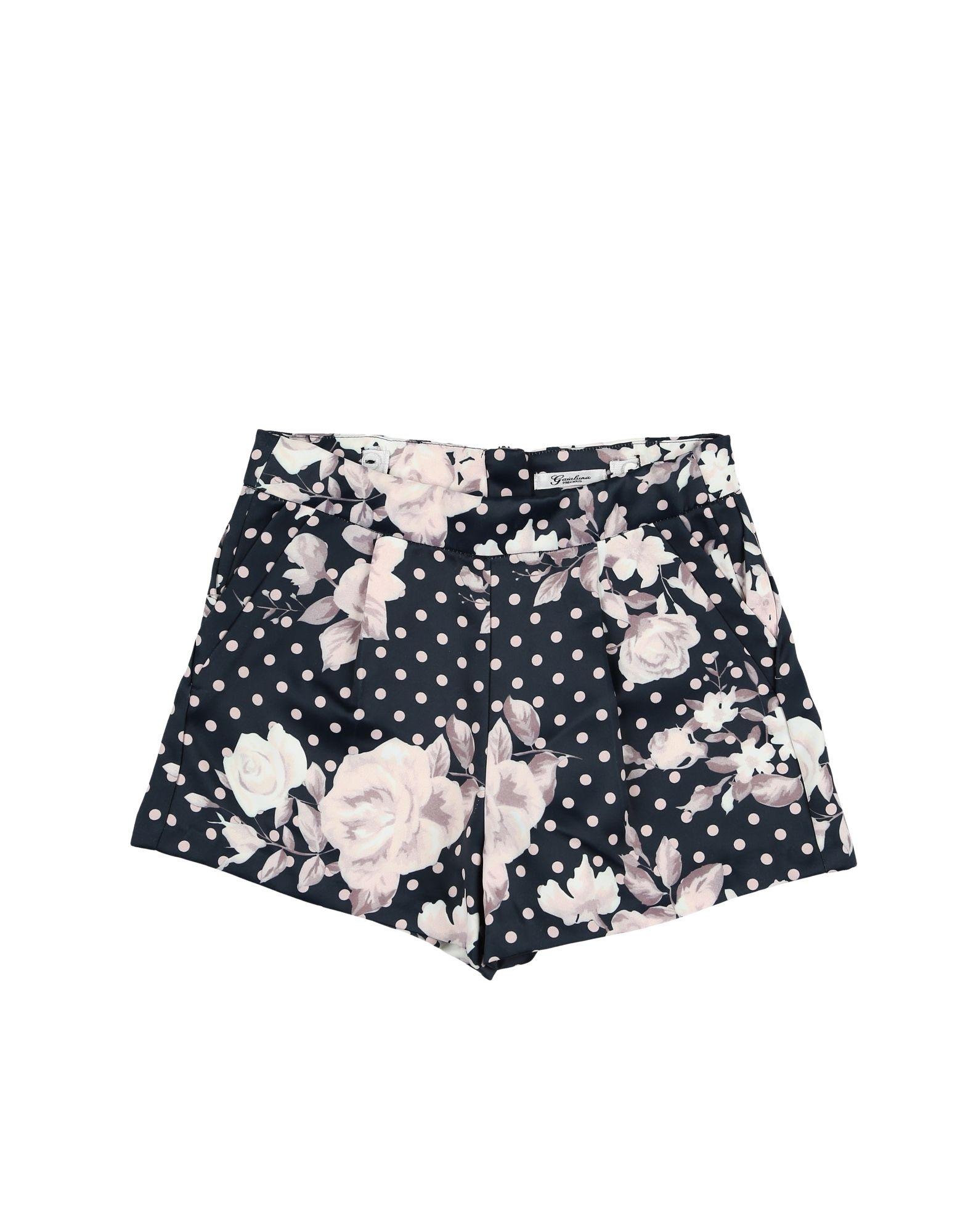 GAIALUNA Повседневные шорты юбка для девочки ge520408 разноцветный gaialuna