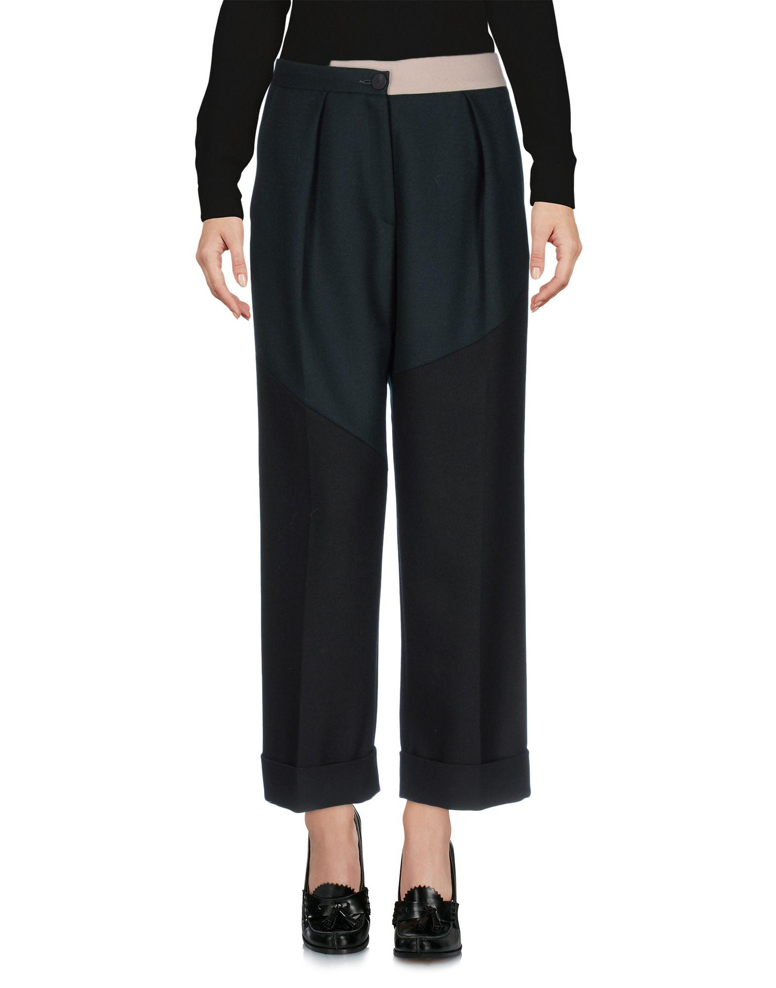 где купить  EUDON CHOI Повседневные брюки  по лучшей цене