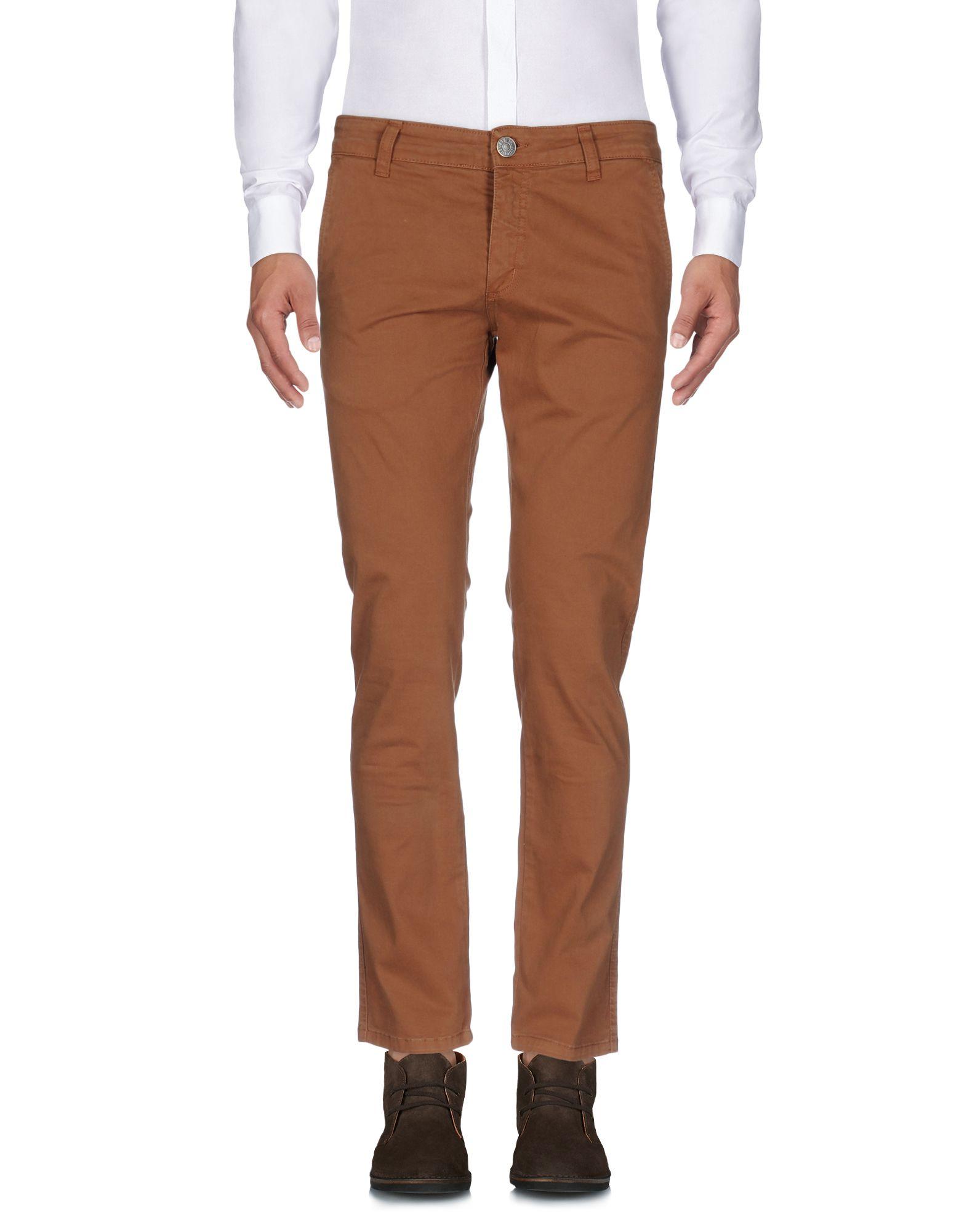 IAN ASHES HOMME Повседневные брюки cylion 36