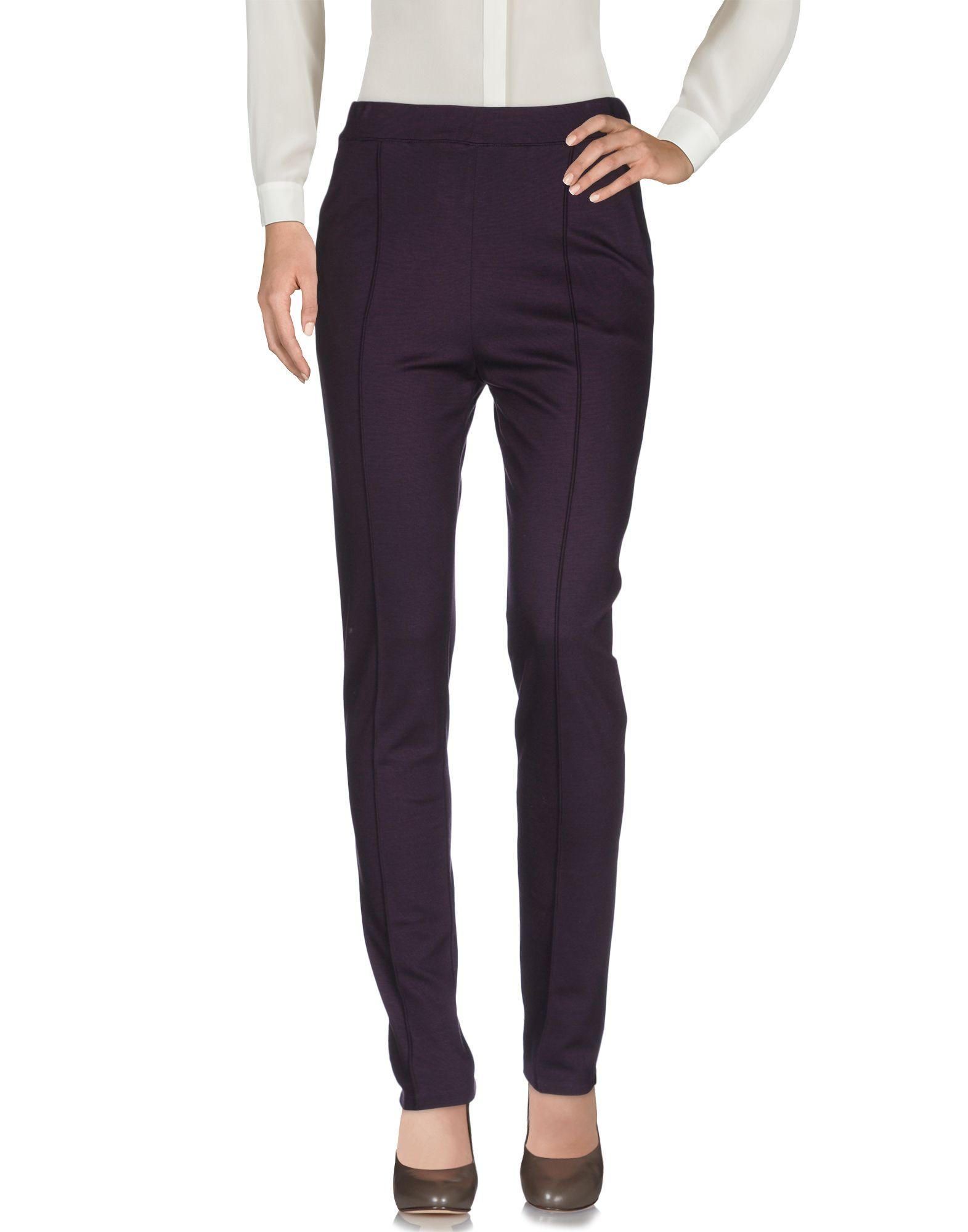 цена LA FABRIQUE Повседневные брюки онлайн в 2017 году