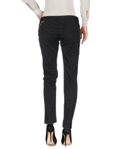 Фото 2 - Повседневные брюки от ELISABETTA FRANCHI JEANS черного цвета