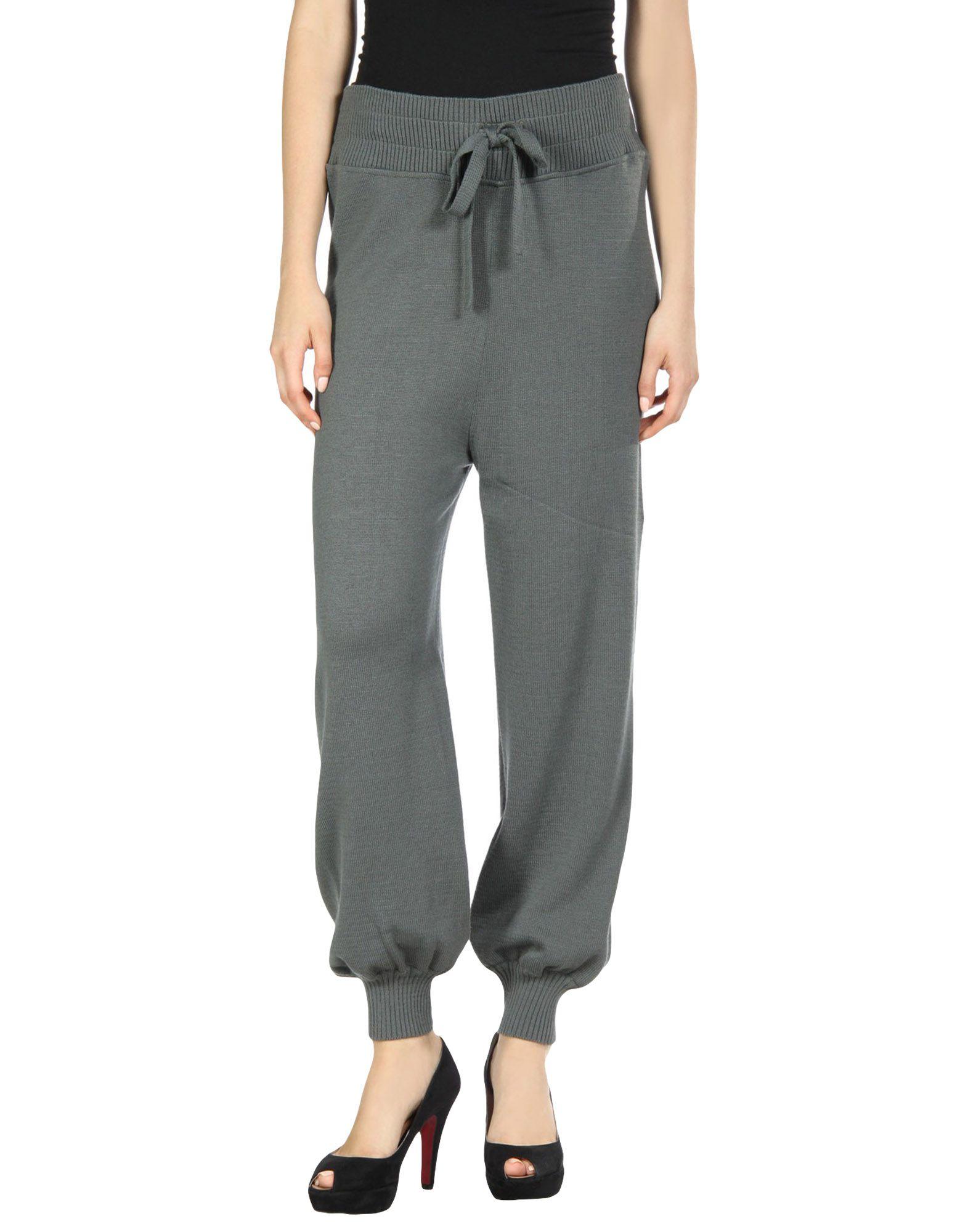 IVAN GRUNDAHL Casual Pants in Grey