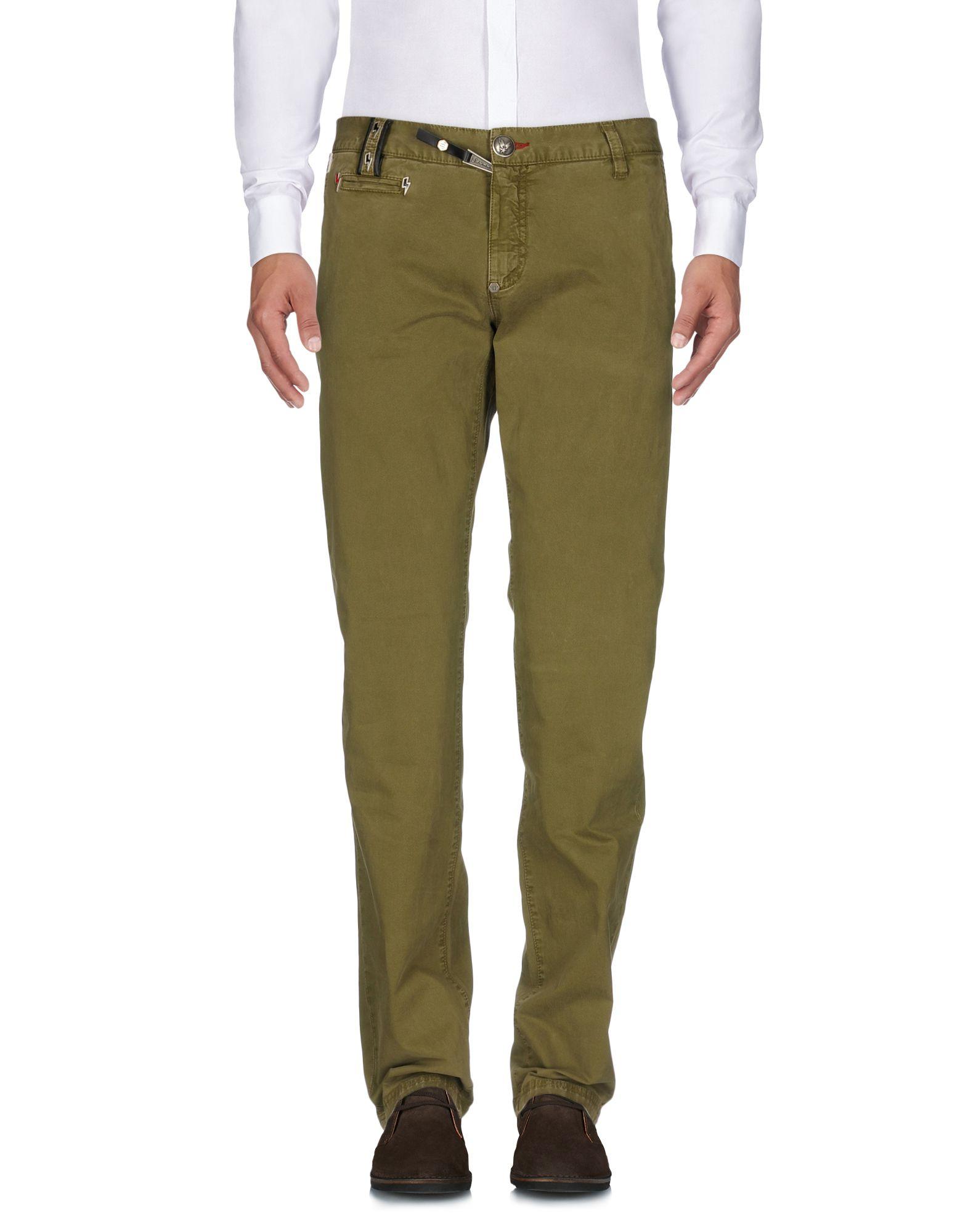 ФОТО philipp plein повседневные брюки