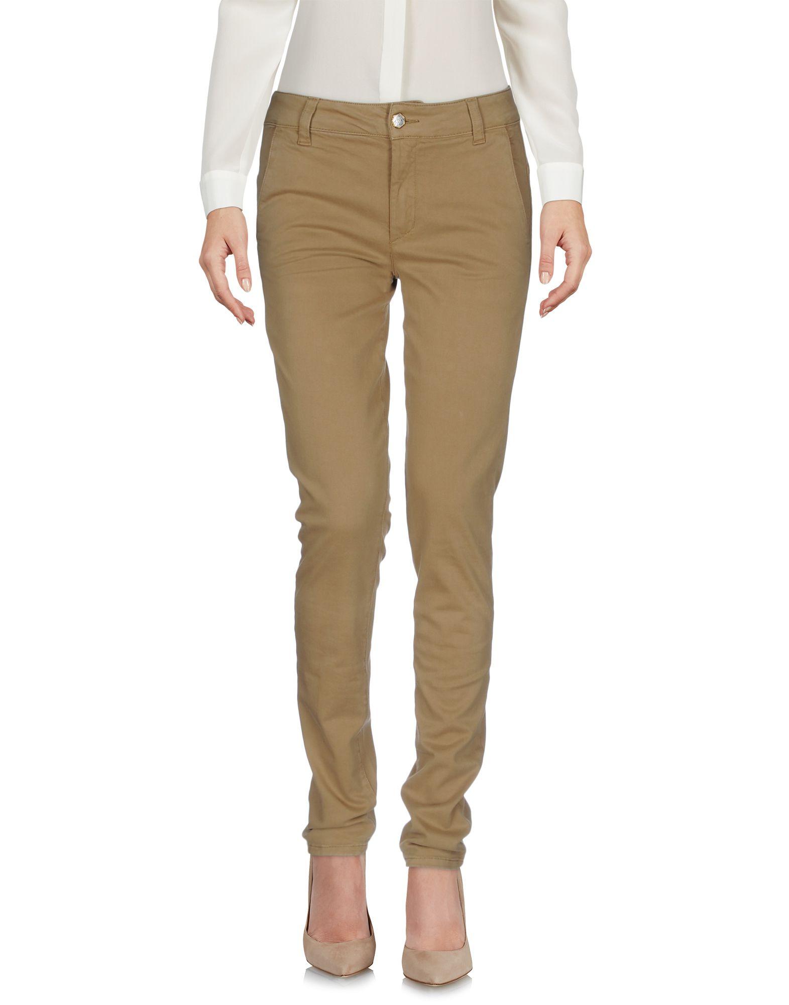 LK COLLECTION Повседневные брюки itech lk 208l brown коричневый