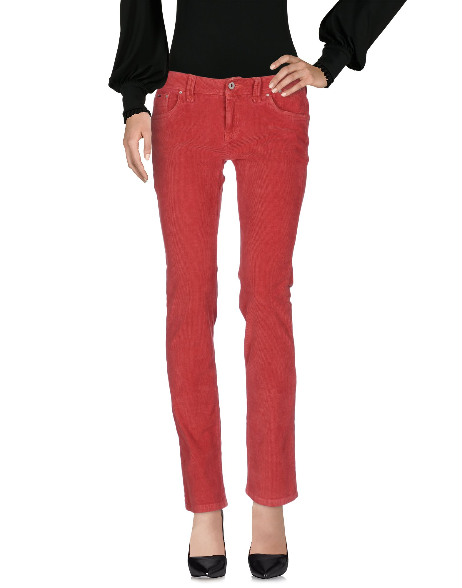 ef91f5f8 Buy tommy jeans pants for women - Best women's tommy jeans pants shop -  Cools.com