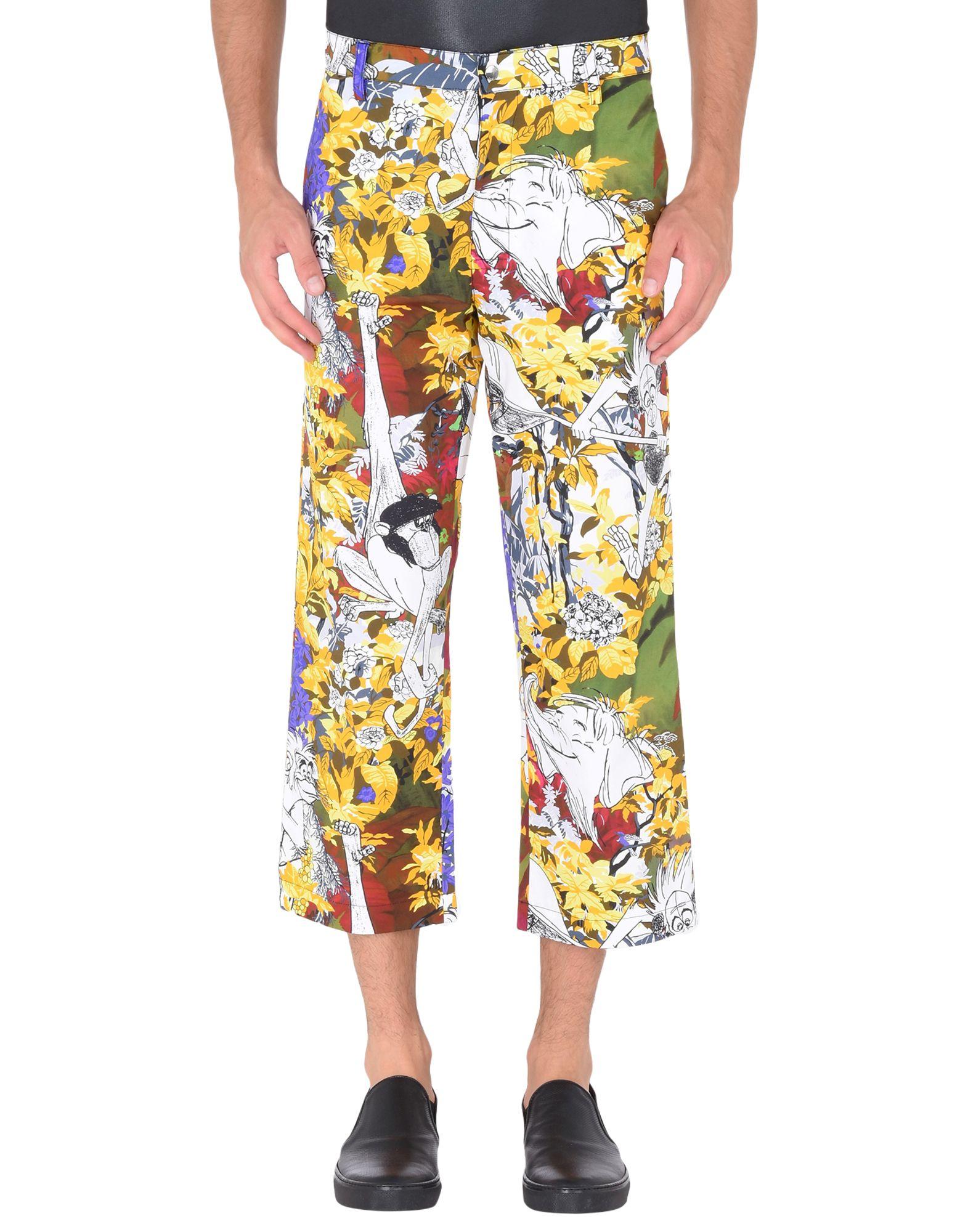 Kenzo X Disney Casual Pants