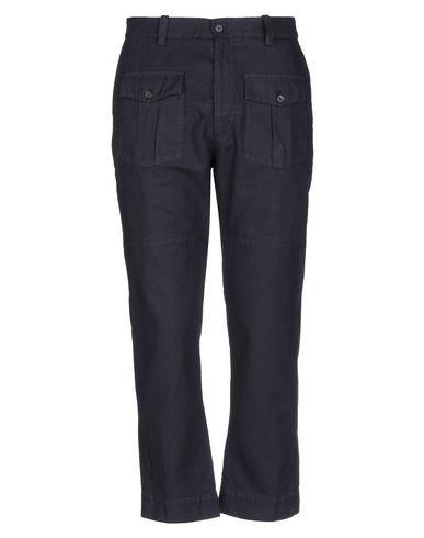 Купить Повседневные брюки от WOOSTER + LARDINI темно-синего цвета