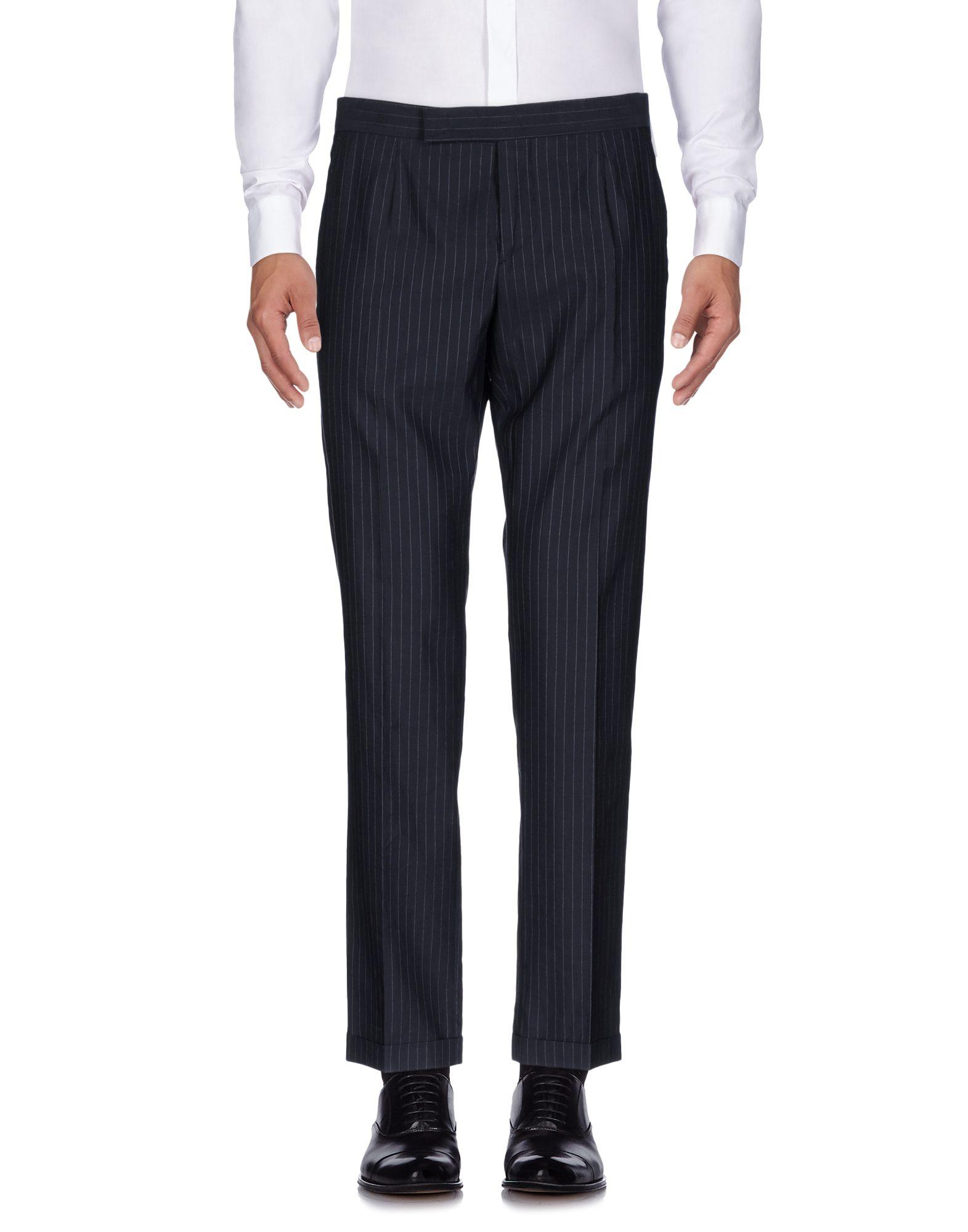 цена COSTUME NATIONAL HOMME Повседневные брюки онлайн в 2017 году