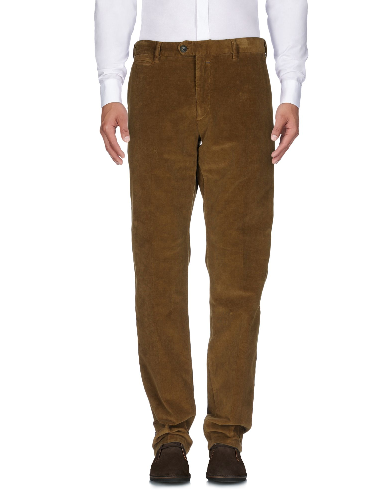 SCAGLIONE CITY Повседневные брюки