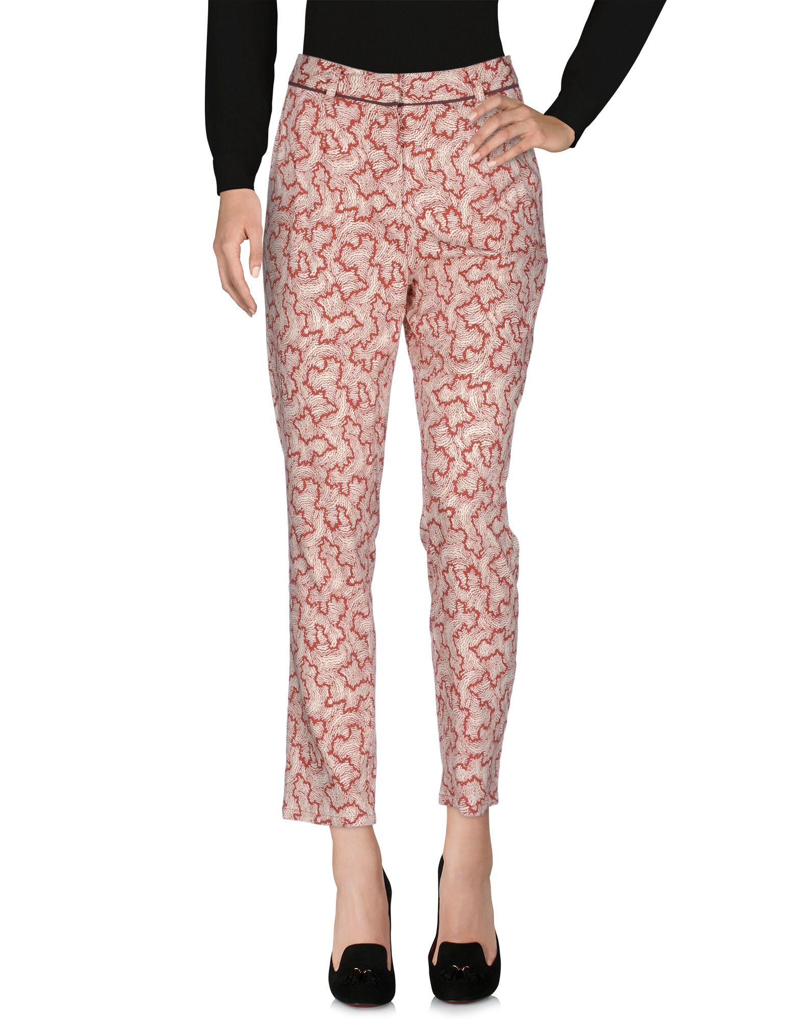 INDI & COLD Повседневные брюки тетрадь toffee разные дизайны blanket indi