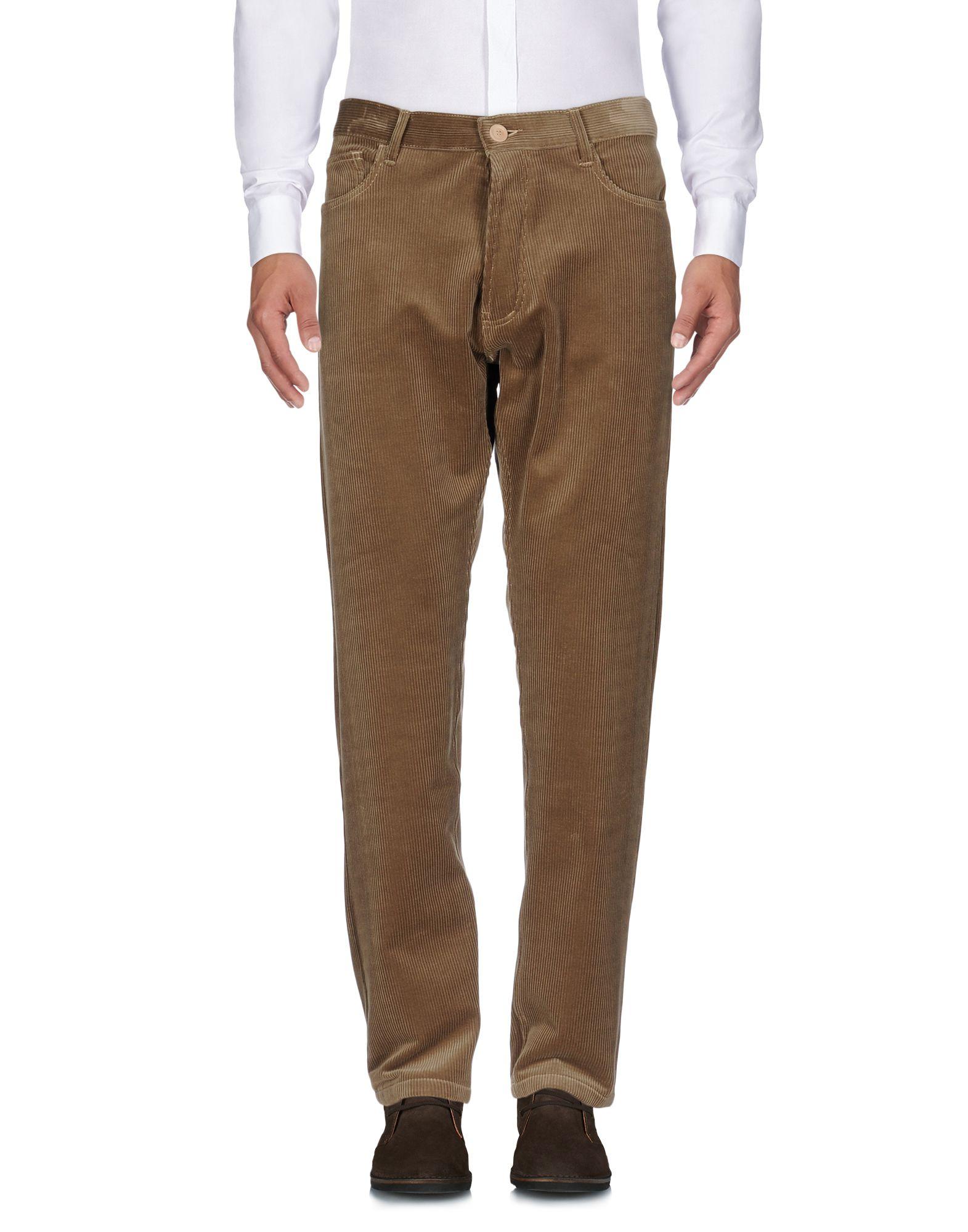 BLEU DE PANAME Повседневные брюки