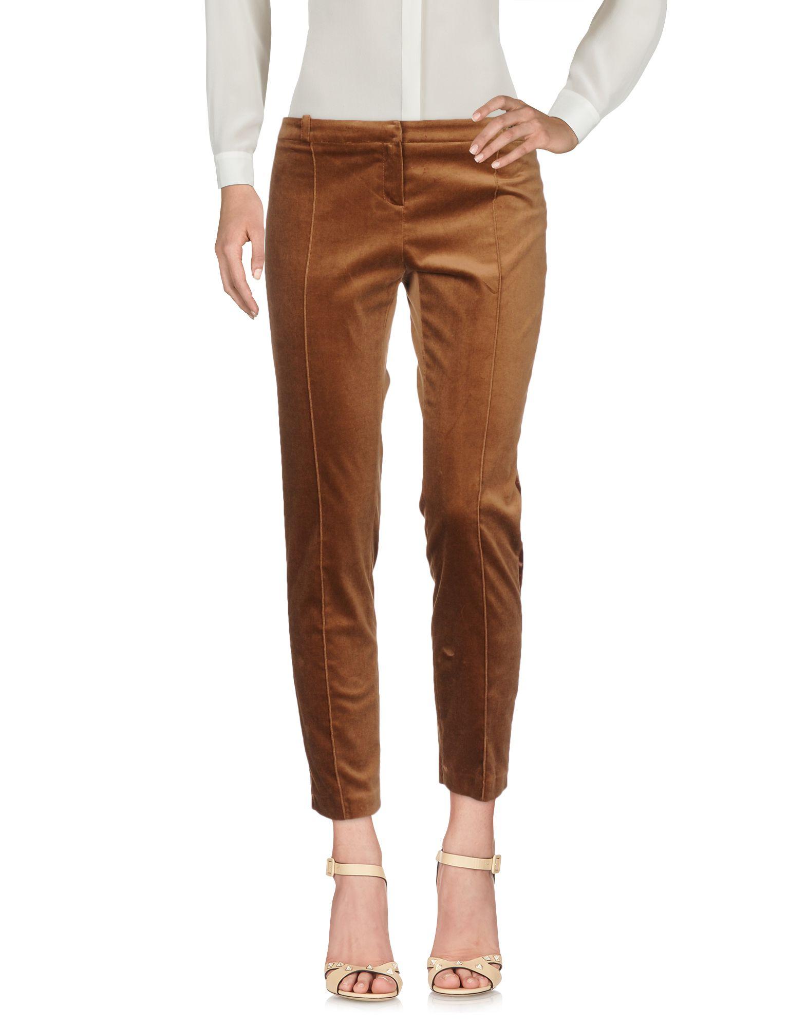 ELISABETTA FRANCHI Повседневные брюки bonheur повседневные брюки