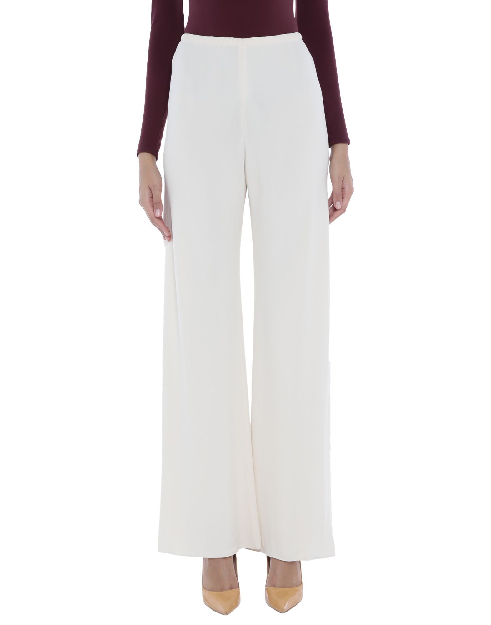 THE ROW Повседневные брюки the row блузка