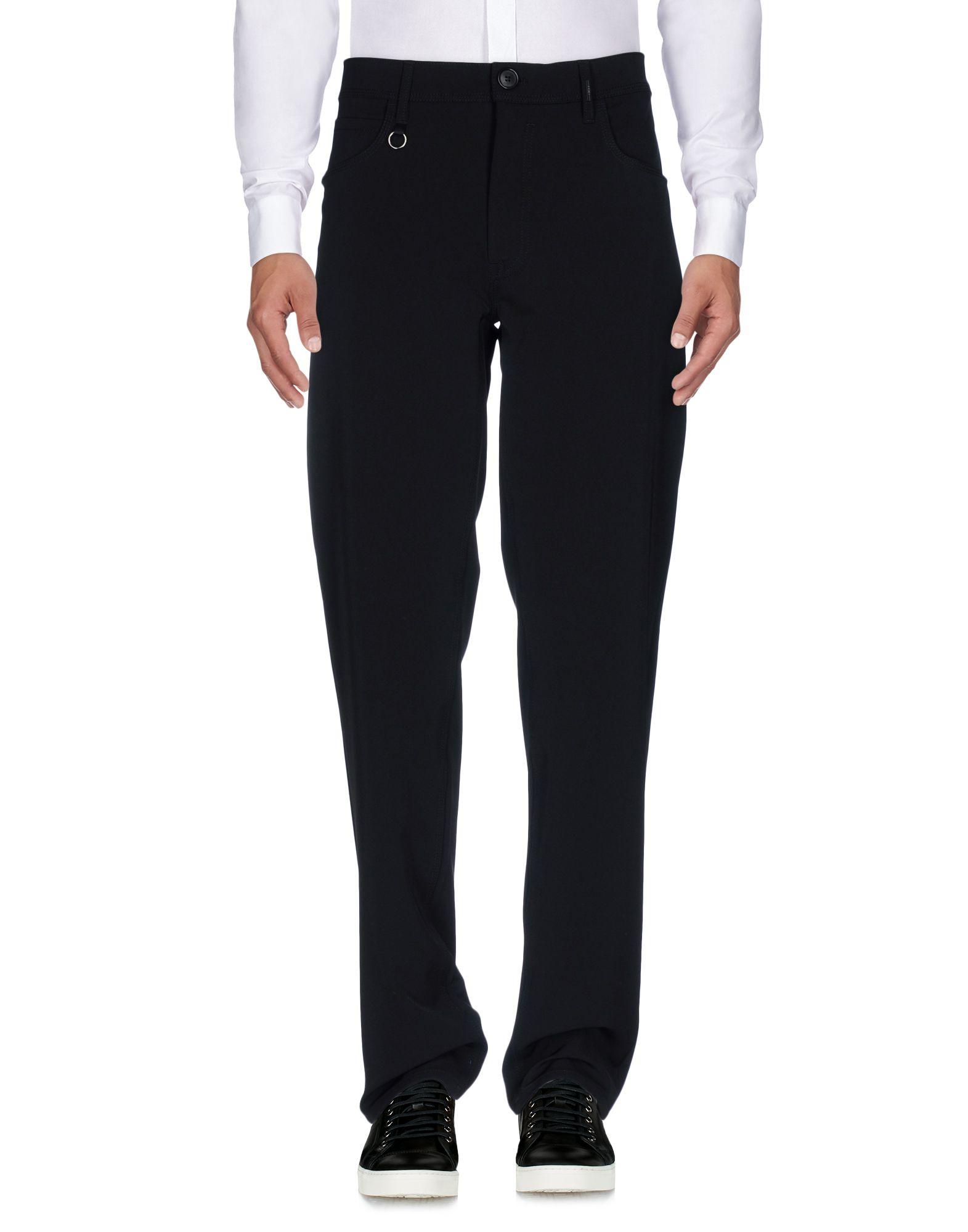 HIGH TECH Повседневные брюки high neck fit