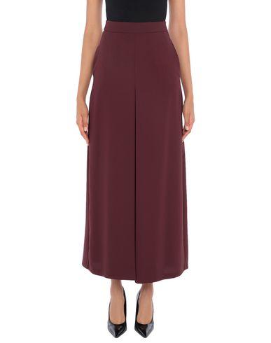 Купить Повседневные брюки красно-коричневого цвета